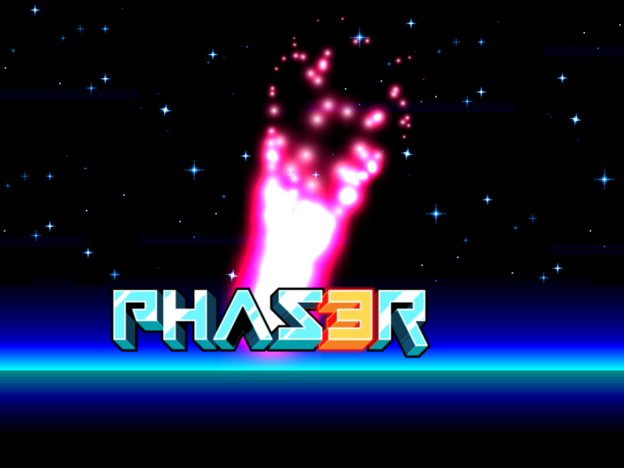 Phaser Official Demo
